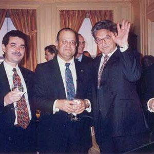 George Soros, Andrew Benzaken, NY nieuw