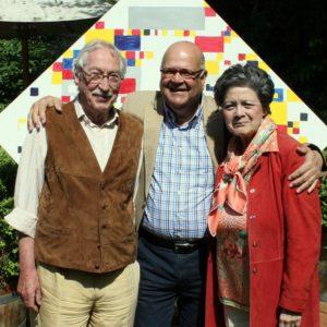 HR & Hans en Irene Schreuder