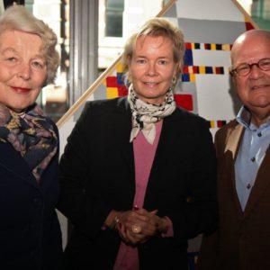 Martine van Loon La Labouchere en Monica Brennikmeijer, 2016